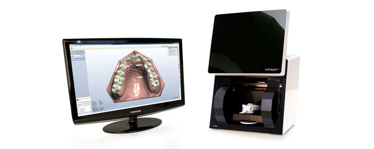 Thermadent Orthodontic Digital Scanner