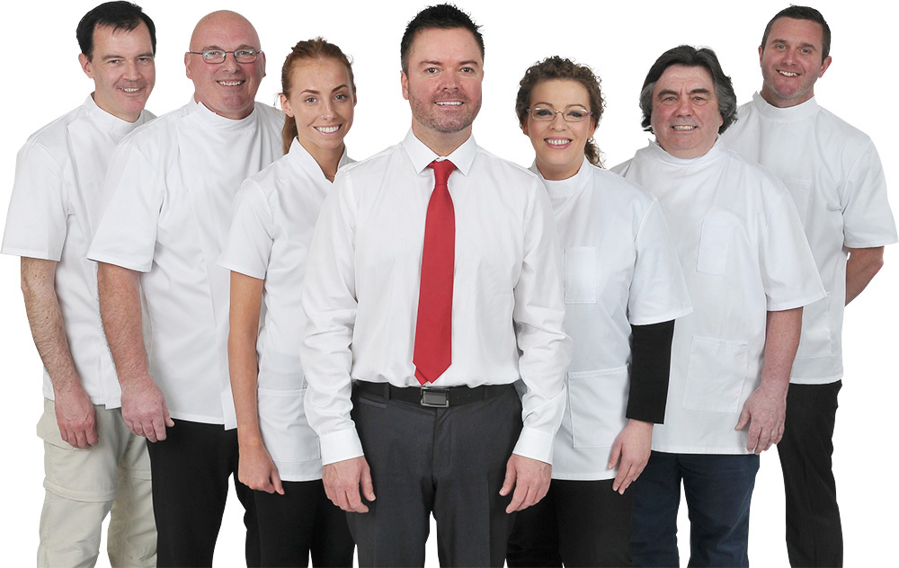 Themadent Orthodontic Laboratory Team